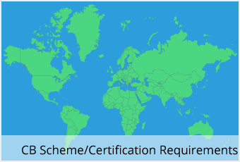 CB Scheme Certification Requirements