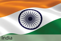 india flag top